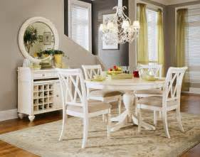 Round White Dining Room Table by Dining Table Camden Black Round Dining Table