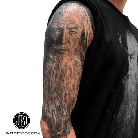 gandalf tattoo gandalf healed by jose perez jr tattoonow