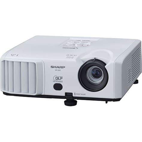 Proyektor Sharp sharp xr 32s dlp multi media projector xr32s b h photo