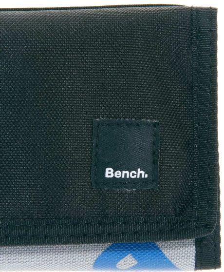 bench wallet for men bench fabric wallet in black for men lyst