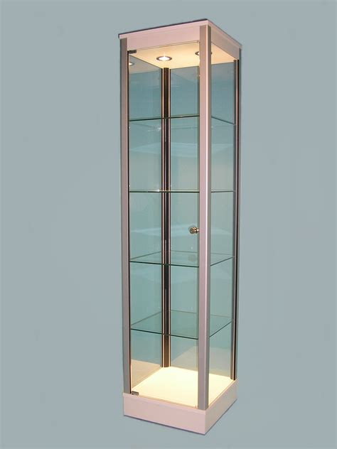 white display white glass display cabinets for schools 183 designex cabinets