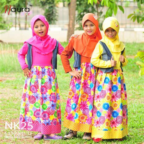 Baju Muslim Anak Naura naura kidz 25 butik naura