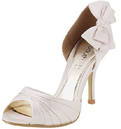Wedding Shoes Open Toe by Open Toe Wedding Shoes Elite Wedding Looks