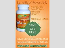 BEE keeping florida tallahassee: Bee Pollen Benefits ... Royal Jelly Benefits
