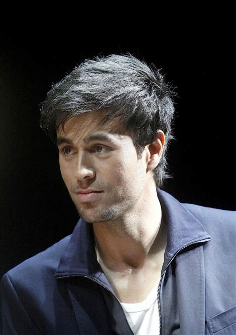 Enrique Iglesias Hairstyle by Hollywod Days Enrique Iglesias Hairstyles