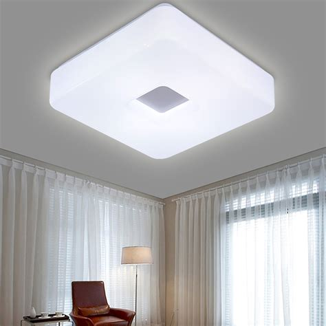 you can apply this elegant living room lighting ideas with led ceiling light 30w flush mount fixture l living room