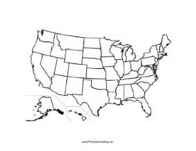 blank map of the united states pdf united states blank map