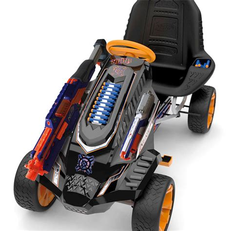 nerf car hauck nerf battle racer the awesomer