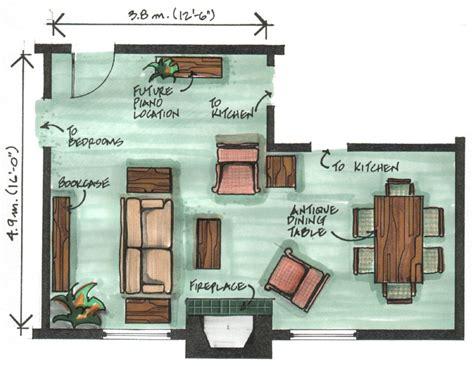 shaped livingdining room   challenge toronto star