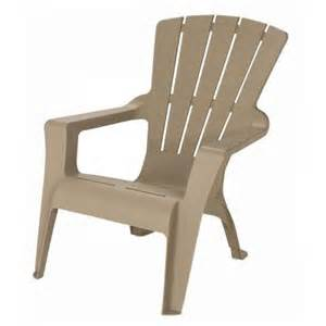 us leisure home design products us leisure adirondack mushroom patio chair 161085 the home depot