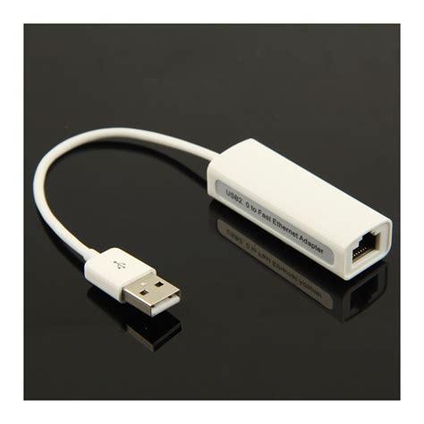 Netline Ethernet Adapter Usb 2 0 vysokor 253 chlostn 253 ethernet usb adapt 233 r 10 100 mbps rj45