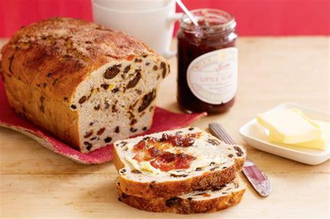 fruit bread recipes rich fruit loaf recipe taste au
