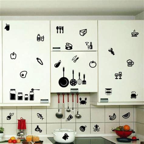 stiker wallpaper dinding dapur model sticker dinding dapur minimalis terbaru
