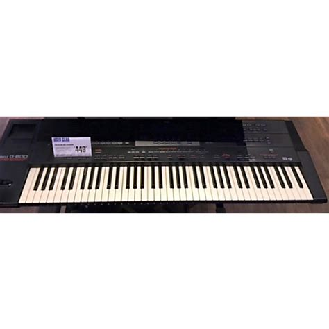 Keyboard Roland G800 used roland g800 synthesizer guitar center