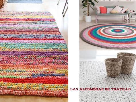 como hacer alfombra trapillo c 243 mo hacer alfombras de trapillo con ideas sorprendentes