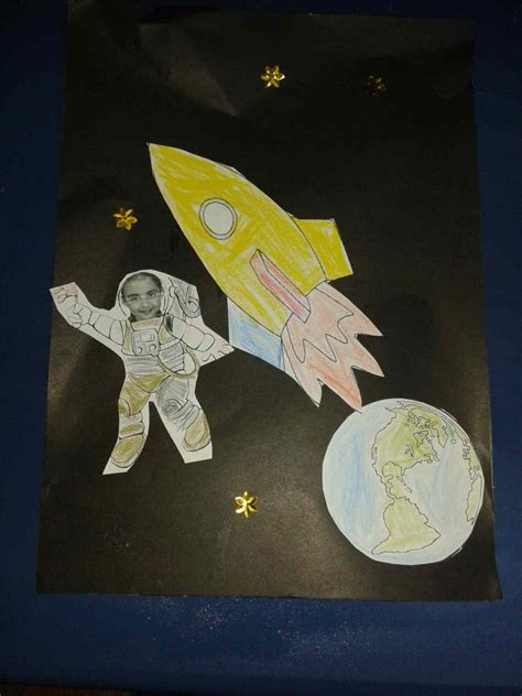 space craft ideas for astronaut craft projects pics about space