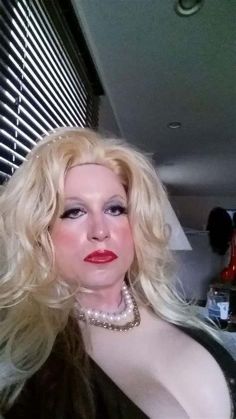 bimbo caption makeover pretty bimbo makeover blonde makeover transformation