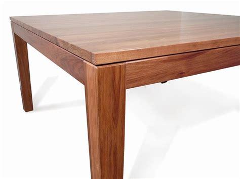 hamilton tasmanian blackwood square dining table living