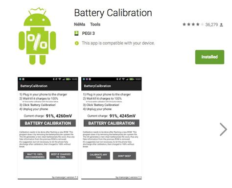 battery calibration android how to recalibrate android battery and improve its battery