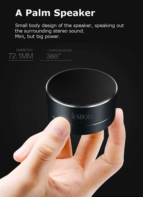Jesbod J10 Bluetooth V3 0 Free Mini Speaker jesbod j10 bluetooth v3 0 free mini speaker black lazada indonesia