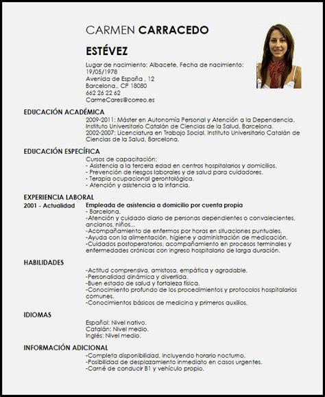 Modelo Curriculum Vitae Argentina 2017 Curriculum Vitae Modelos Argentina 2017 Resume Template Cover Letter
