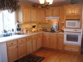 Oak Cabinet Kitchen Ideas by Kitchen Kitchen Backsplash Ideas With Oak Cabinets