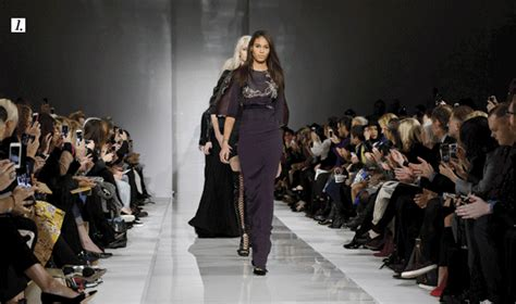 Contention On The Catwalk As Fashion Finds It Conscience by Catwalk Gif Find On Giphy