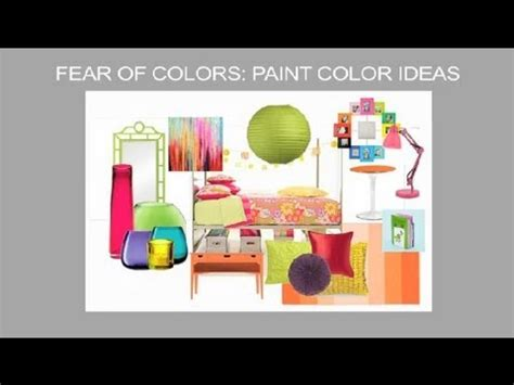 how to choose paint colors that go together interior decoration