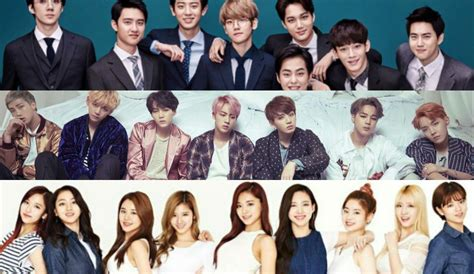 exo and twice happy chinese new year hallyu fans what did popular k