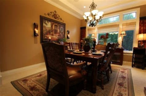 Tuscan Dining Room Decorating Ideas Tuscany Dining Design Decorating Ideas For The Home Pinterest Home Decorating Ideas And