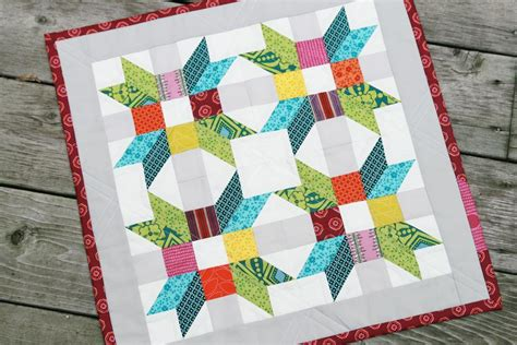 Poinsettia Quilt Block Pattern by Celebrate Poinsettia Day With Five Poinsettia Quilt Patterns