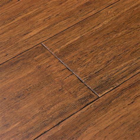 shop cali bamboo fossilized 5 in prefinished antique java