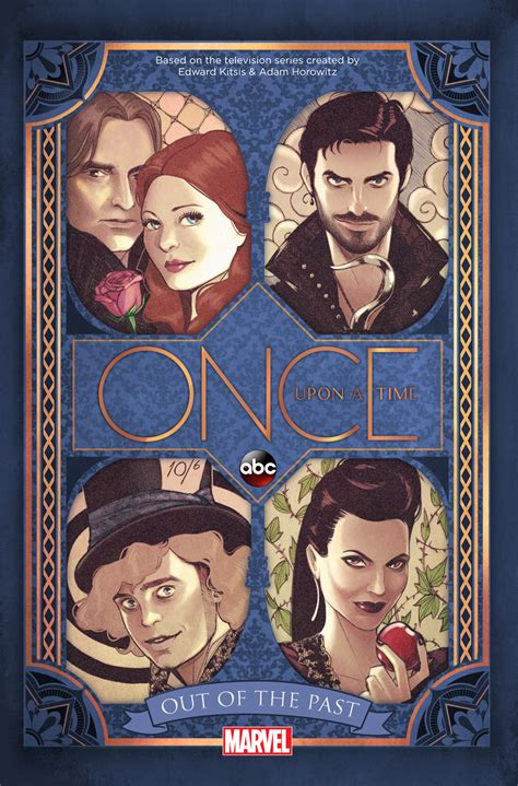 new once upon a time graphic novel will explore the pasts