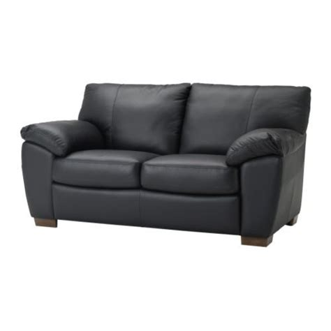 Ikea Vreta Sofa Bed 879 X2 Vreta Loveseat Ikea Soft Hardwearing And Easy Care Leather Is Practical For Families