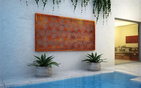 Interesting Options For Outdoor Wall Decor To Enhance The