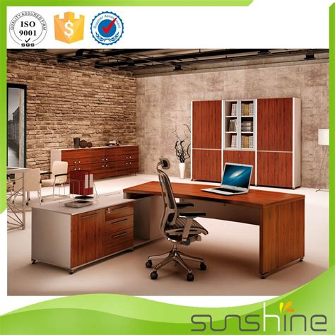 pictures of office furniture office director table size