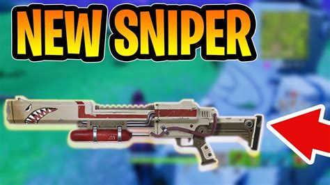 fortnite new new fortnite sniper rifle idea forums