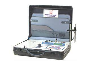 Water Analyzers systronics water analyzer