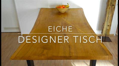 designer tisch selber bauen anleitung mrhandwerk