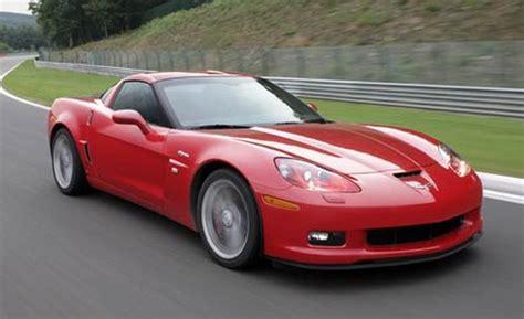 2006 Z06 Corvette car and driver