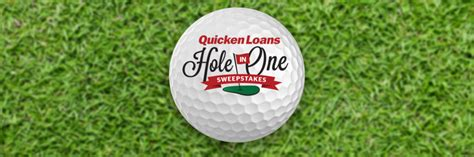 Pga Tour Hole In One Sweepstakes - press releases quicken loans pressroom