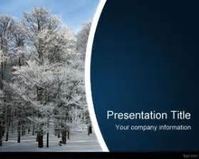 Free Wintertime Powerpoint Template Free Powerpoint Templates Free Winter Powerpoint Templates
