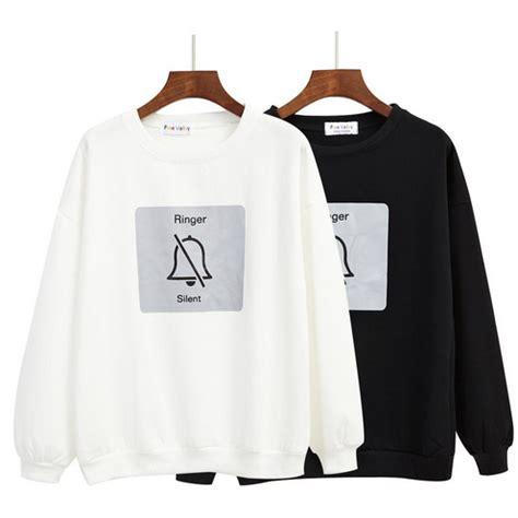 Ringer Silent ringer silent sweatshirt on storenvy