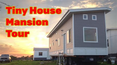 largest tiny house world s biggest tiny house