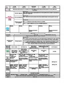 common standards lesson plan template lesson plan templates messages and common cores on