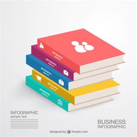 libro libreta de autor vector de infograf 237 a con libros descargar vectores gratis