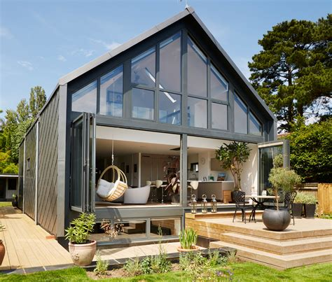 Small House Designs by Amphibious House Small House Swoon