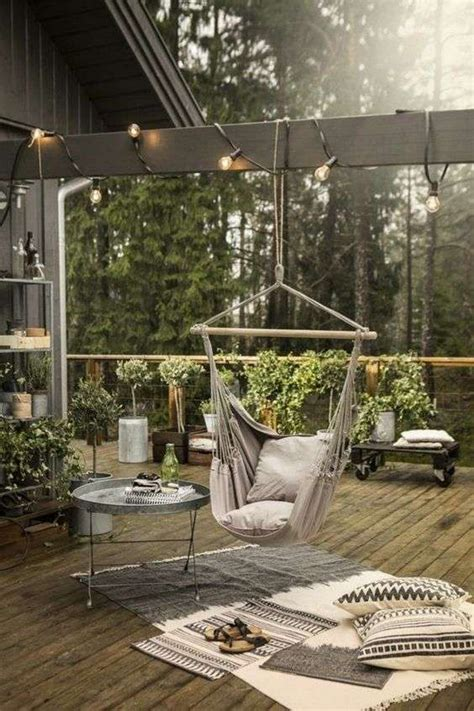 amaca da terrazzo 10 idee per arredare un terrazzo da sogno ma economico