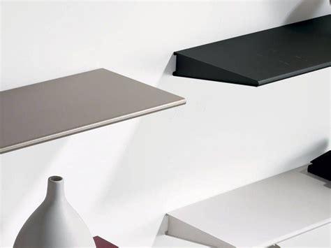 mensole in acciaio mensola in acciaio design colorata ala