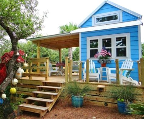 micro beach tiny rv beach house cottage living on st george island